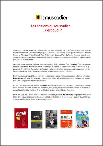 Présentation du Muscadier 2016 (picto)