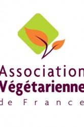Logo de l'Association végétarienne de France