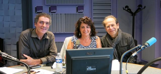 Aline Pailler et François David au Temps buissonnier - 28 septembre 2014