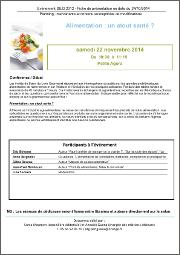 Programme Éric Birlouez SILG 2014 (picto)