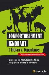 """Couverture du live """"Confortablement ignorant"""" - ISBN 979-10-90685-60-4"""