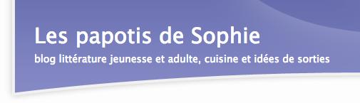 Les papotis de Sophie
