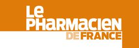 Logo de la revue Le pharmacien de France