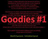 Goodies 1 du livre