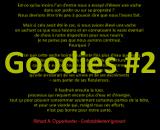 Goodies 2 du livre