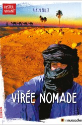 Couverture du livre Virée nomade - Alain Bellet - ISBN 9791090685727