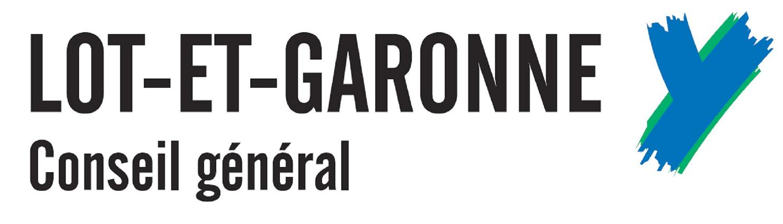 Logo du Conseil général du Lot-et-Garonne