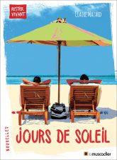"""Couverture du livre """"Jours de soleil"""" - Claire Mazard - ISBN 979-10-90685-77-2"""