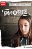 """Couverture du livre """"Phobie"""" de Fanny Vandermeersch - ISBN 9791096935468"""
