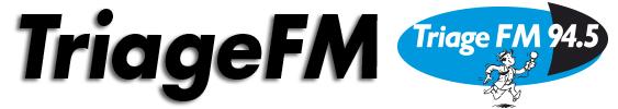 Logo de la radio Triage FM