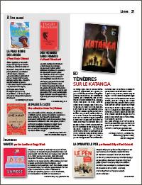 Républicain lorrain - recension La peau noire des anges - 19/03/2017 (picto)