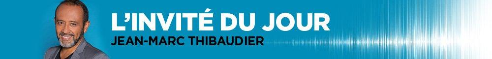 Bandeau de l'émission L'invité du jour sur Outremer 1re