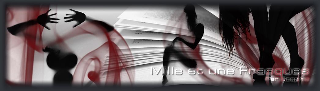 Logo du blog Mille et une Frasques