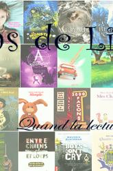Logo du blog Parfums de livres (Amandine-Thalie)