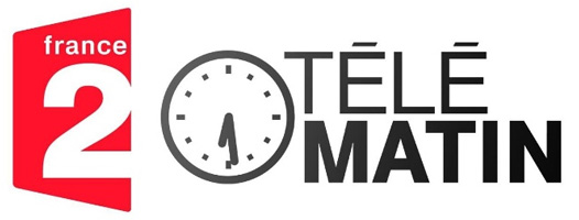 "Logo de l'émission ""Télématin"" (France 2)"