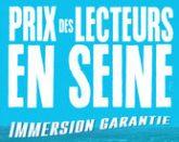 Logo du prix des Lecteurs en Seine
