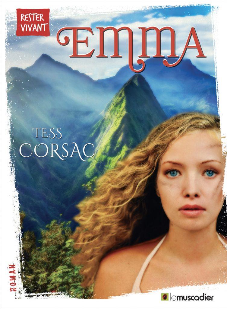 """Couverture du livre """"Emma"""" - ISBN 979-10-90685-16-1"""