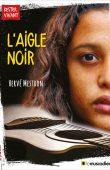 """Couverture du livre """"L'Aigle noir"""" - Hervé Mestron - ISBN 979-10-90685-98-7"""