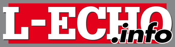 """Logo du journal """"L'Écho de la Dordogne"""""""