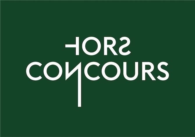 Logo Hors Concours 2018