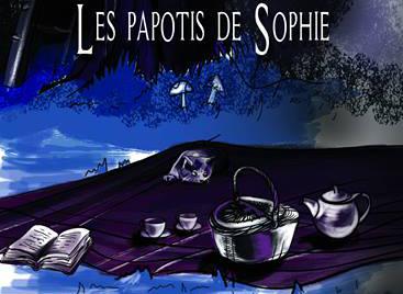Logo du blog Les papotis de Sophie (abrégé)