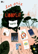 Affiche du prix Libbylit 2017