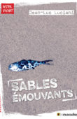 """Couverture du livre """"Sables émouvants"""" - Jean-Luc Luciani - ISBN 979-10-96935-12-3"""
