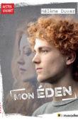 Couverture du livre Mon Éden d'Hélène Duvar - ISBN 9791096935345