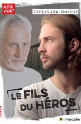 """Couverture du livre """"Le fils du héros"""" – Christine Deroin - ISBN 9791096935413"""