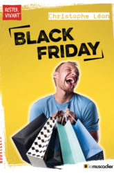 Couverture du livre Black Friday de Christophe Léon - ISBN 9791096935475