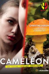 Couverture du livre Caméléon - collection Saison psy - ISBN 9791096935529