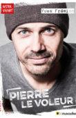 Couverture du livre Pierre le voleur - Yves Frémion - ISBN 9791096935642
