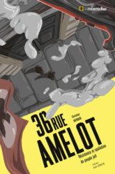 Couverture du livre 36 rue Amelot de Christine Deroin - ISBN 9791096935925