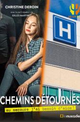 Couverture du livre Chemins détournés - ISBN 9791096935895